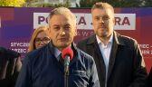 Biedroń: to intensywna kampania, w której Lewica opowiada o marzeniu Polek i Polaków