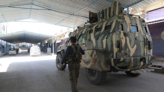 Pentagon: wojska USA w Syrii pod tureckim ostrzałem. Jest reakcja Ankary