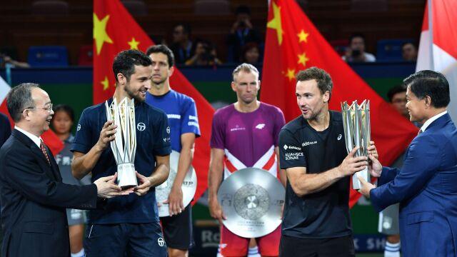 Powtórki w Szanghaju nie było. Kubot i Melo przegrali w finale