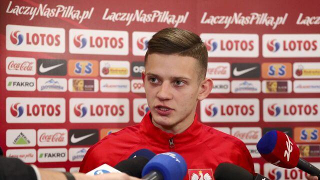 """Szymański chce zaistnieć w kadrze. """"W nowym klubie nabrałem pewności siebie"""""""