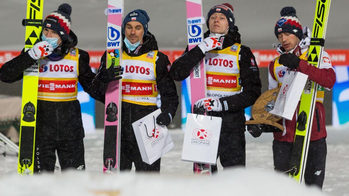 Strata się powiększyła. Norwegowie uciekają Polakom w Pucharze Narodów