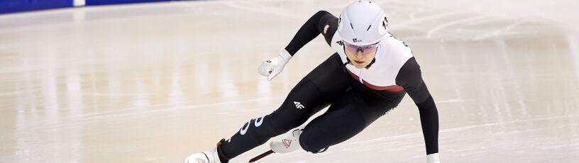 Maliszewska upadła, potem wywalczyła medal