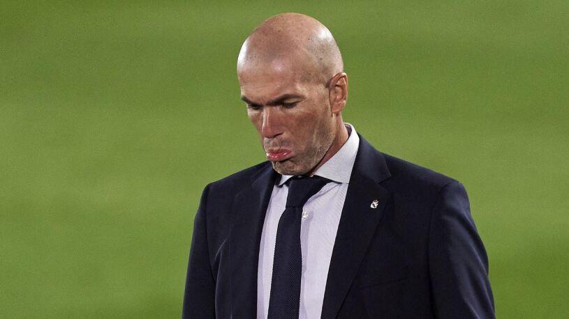 Zidane zakażony koronawirusem