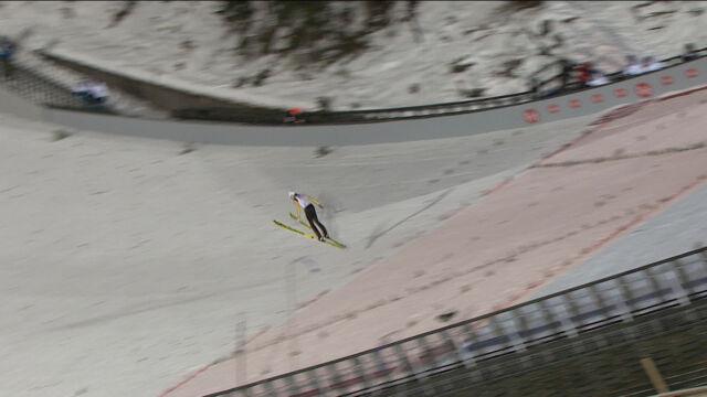 Rekordowy skok Forfanga na skoczni w Lahti