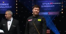 Yan Bingtao wygrał turniej Masters