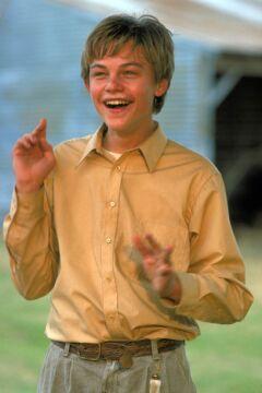 """Za rolę w filmie """"Co gryzie Gilberta Grape'a"""" Leonardo DiCaprio po raz pierwszy został nominowany do Oscara"""