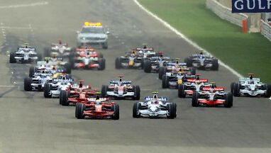Kubica o zwolnionym filmie w Formule 1.