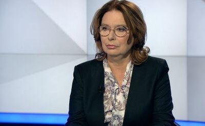 Kidawa-Błońska: podpisałabym ustawę o związkach partnerskich, ale nie o małżeństwach