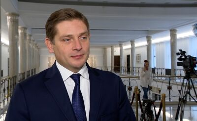 Bartosz Kownacki i Kamila Gasiuk-Pihowicz o postępowaniu dyscyplinarnym przeciwko sędziemu Juszczyszynowi