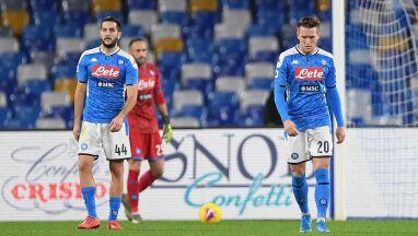 Napoli upokorzone. Piłkarze wygwizdani