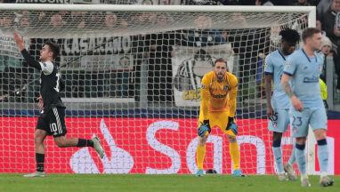 Genialny strzał dał wygraną Juve. Czyste konto Szczęsnego