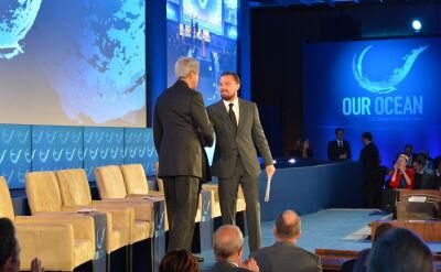 Jair Bolsonaro oskarżył Leonardo DiCaprio