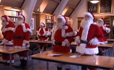 Szkoła dla Świętych Mikołajów