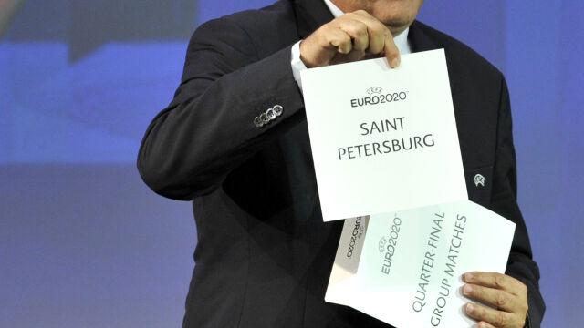 """Rosja może stracić Euro 2020. """"Grozi nam nowa faza kryzysu dopingowego"""""""