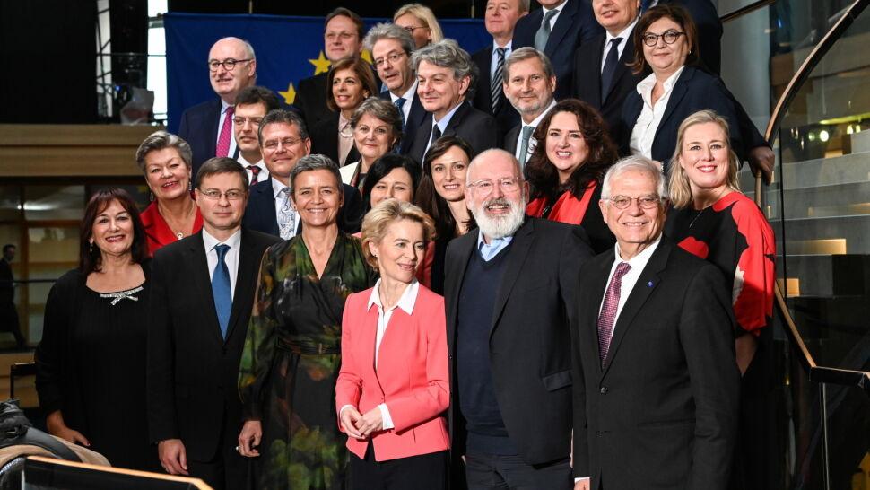 Cytowała Havla, mówiła o klimacie i walce z rakiem. Komisja von der Leyen z poparciem PE