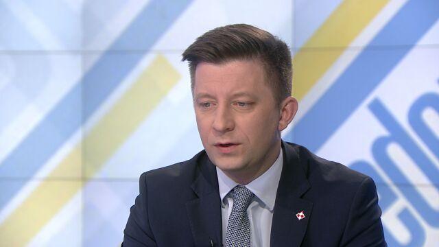 """Michał Dworczyk był gościem """"Jeden na jeden"""""""