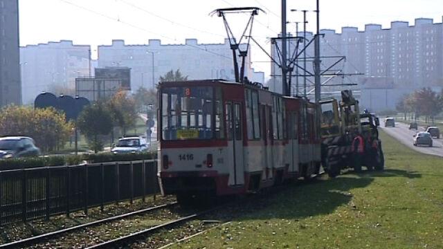 Zginęła pod kołami tramwaju
