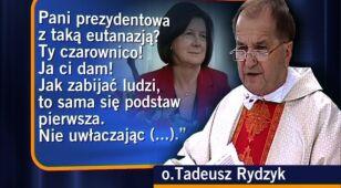 Wizyta przełożonych o. Rydzyka bez związku z jego imperium?