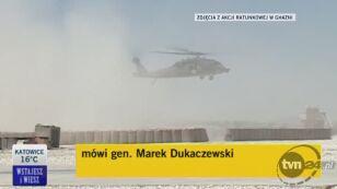 Gen. Marek Dukaczewski: On jest bohaterem/TVN24