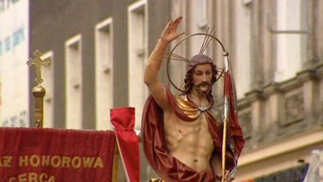 Chrystus zmartwychwstał. Alleluja!