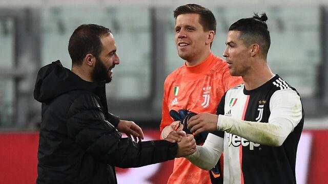 Ronaldo zgodził się na obniżkę. Gwiazdy Juventusu łączą siły