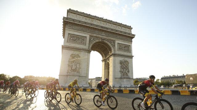 Pojawiła się szansa na przeprowadzenie Tour de France w tym roku