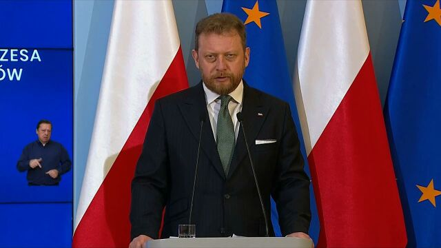Łukasz Szumowski, minister zdrowia