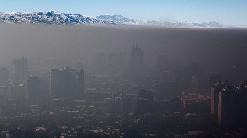 Ałmaty to jedno z dziesięciu najbardziej zanieczyszczonych miejsc na świecie.