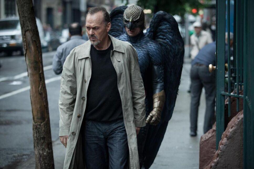 Michael Keaton - tegoroczny faworyt do Oscara za rolę pierwszoplanową