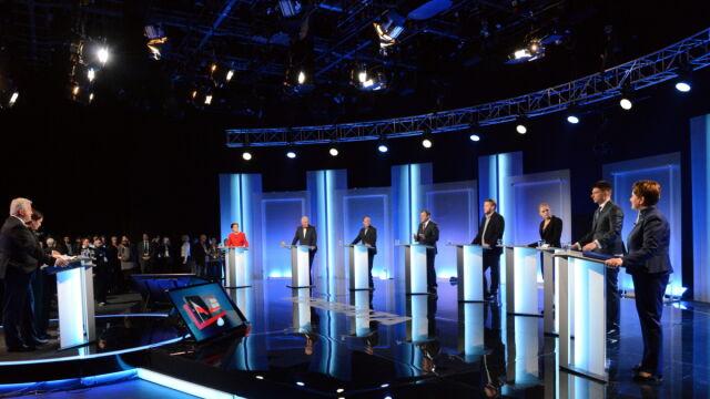 Debata ośmiu liderów. Pełen zapis słowo po słowie