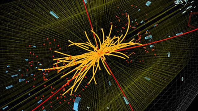 """Naukowcy wierzą, że odkryli """"boską cząstkę"""""""