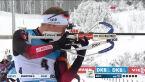 Ostatnie strzelanie w biegu masowym mężczyzn w Oberhofie
