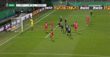 Mueller zmarnował fantastyczną okazję w starciu z Holstein Kiel