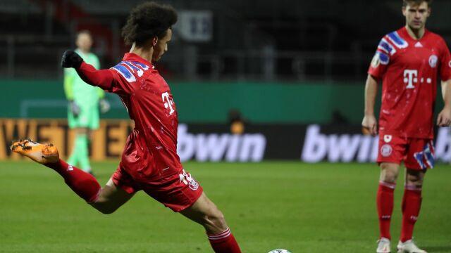 Geniusz pomocnika Bayernu na nic. Piękny gol w meczu Pucharu Niemiec