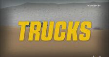 7. etap Rajdu Dakar 2021 - ciężarówki