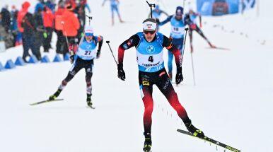 Boe wygrywa mimo pudła. Nie ma mocnych na Norwegów w biathlonowym PŚ
