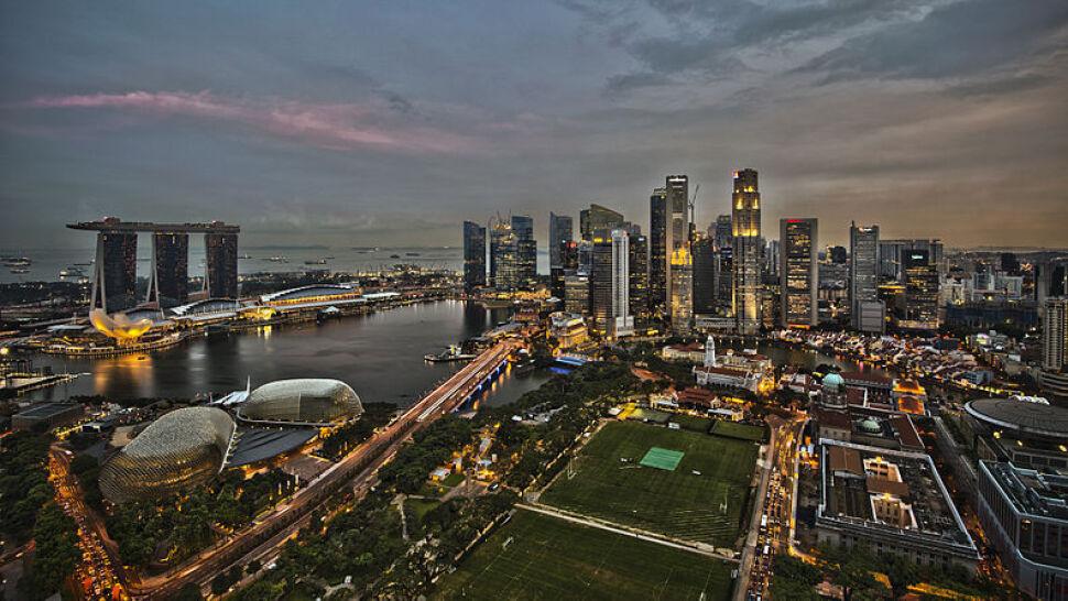 Pierwszy raz w historii przemytnik w Singapurze uniknął kary śmierci