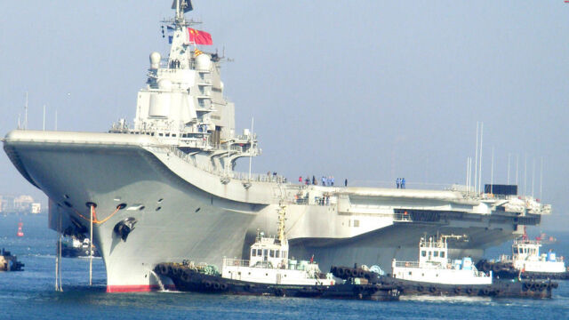 """""""Święta misja chińskich sił zbrojnych"""". Pekin potwierdził drugi lotniskowiec"""