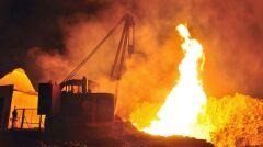 W ogniu stanęły maszyny rolnicze