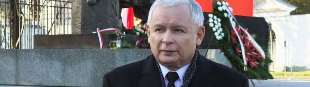 Kaczyński: Są siły, które podważają niepodległość. Trzeba z nimi walczyć