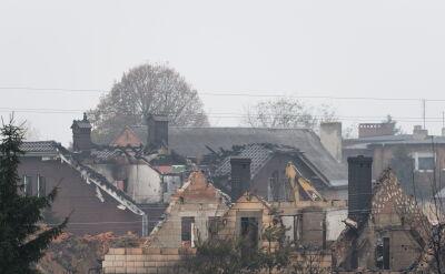 Janków Przygodzki po pożarze. Pierwsze zdjęcia reporterskie z bliska