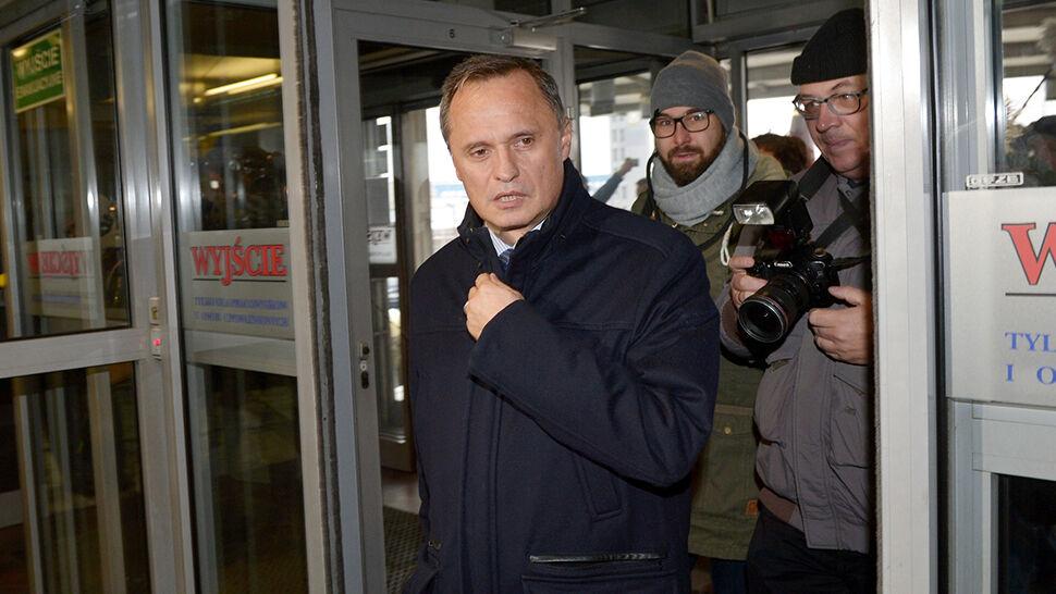 Zakończyło się przesłuchanie Leszka Czarneckiego