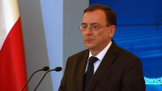 Son Mariusz Kamiński at World Bank headquarters