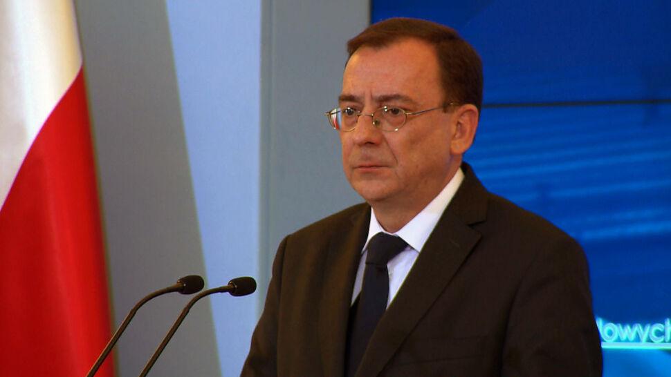 Syn Mariusza Kamińskiego w centrali Banku Światowego