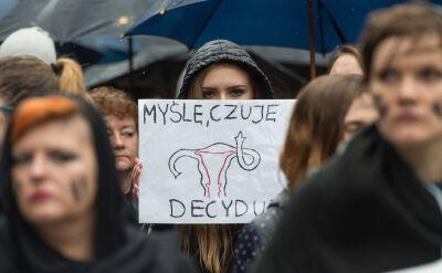 Karczewski: odstąpiliśmy od prac nad projektem ws. aborcji