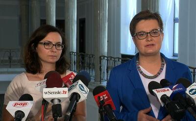 Gasiuk-Pihowicz o wecie prezydenta: to dowód uznania i krok w dobrym kierunku