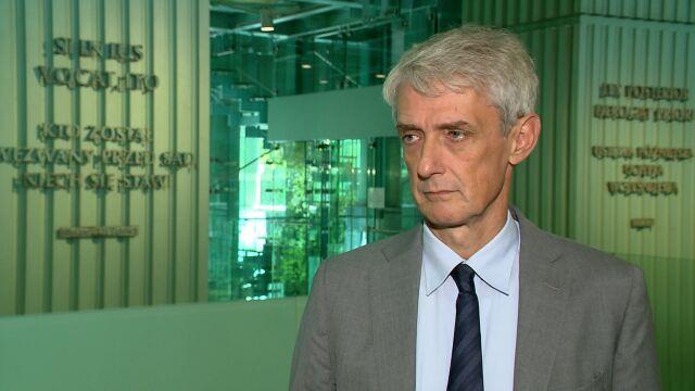 Rzecznik dyscyplinarny SN wszczął postępowanie wobec sędziego Wytrykowskiego