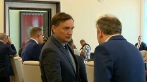 Minister Ziobro milczy w sprawie hejtu na sędziów