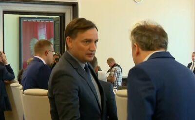 Czy Prokuratura wejdzie do Ministerstwa Sprawiedliwości? Minister Zbigniew Ziobro milczy