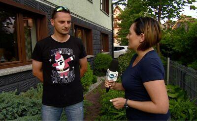 Ratownik medyczny o pomocy w akcji ratowniczej po przejściu burzy w Tatrach